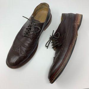 Cole Haan Williams Wingtip II Oxford Size 12
